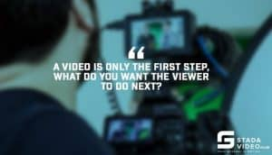 Header image for blog post giving video marketing tips