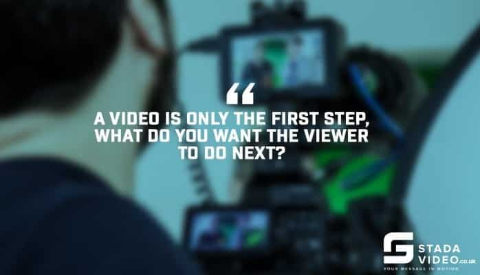 Header image for blog post giving video marketing tips